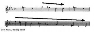 falling motif